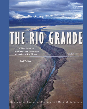 Book cover: The Rio Grande